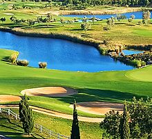 Oceânico Golf. Vilamoura. Algarve by terezadelpilar~ art & architecture
