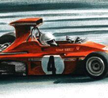 1973  Ferrari 312B3 Sticker