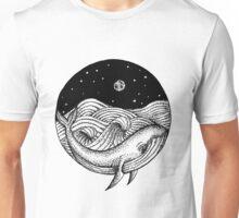 Star Whale Unisex T-Shirt