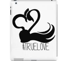 Captain Swan #truelove iPad Case/Skin