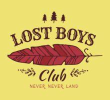 Lost Boys Club // Peter Pan One Piece - Short Sleeve