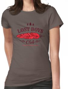 Lost Boys Club // Peter Pan Womens Fitted T-Shirt