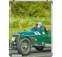 Riley Sports Car iPad Case/Skin