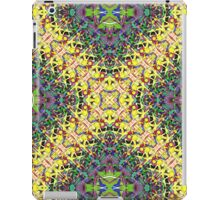 Abstract Colors Weave iPad Case/Skin