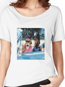 Master Roshi x Ice Cube collab Women's Relaxed Fit T-Shirt