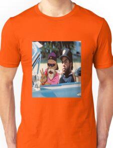 Master Roshi x Ice Cube collab Unisex T-Shirt