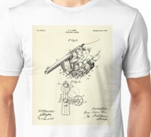 Revolving Firearm-1901 Unisex T-Shirt