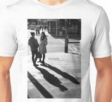 When two becomes three - Melbourne Australia Unisex T-Shirt