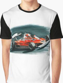 1977  Ferrari 312T2 Graphic T-Shirt
