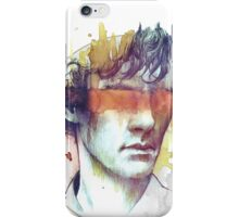 Alone Is What I Have iPhone Case/Skin