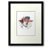 Alone Is What I Have Framed Print
