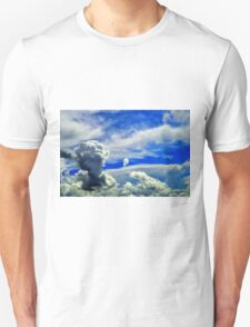 a face in the sky T-Shirt