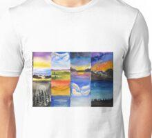 Different scapes ... Unisex T-Shirt