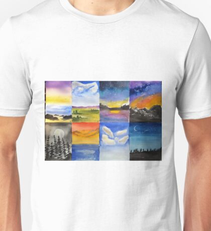 Different scapes ... Unisex T-Shirt