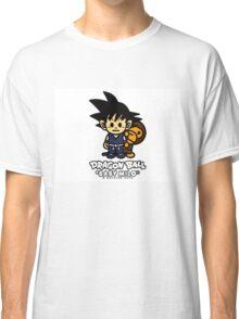 BAPE X Dragon Ball z and Baby Milo Classic T-Shirt