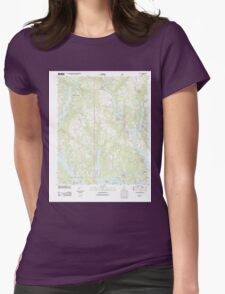 USGS TOPO Map Alabama AL Arley 20110921 TM T-Shirt