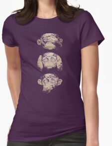 3 wise monkeys T-Shirt