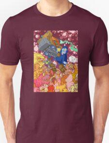 space junk  Unisex T-Shirt