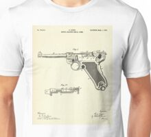 Recoil Loading Small Arms-1904 Unisex T-Shirt