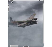 A Cold Bombers Moon iPad Case/Skin