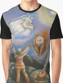 Spirit Quest Graphic T-Shirt