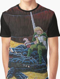 The Hidden Treasure Graphic T-Shirt