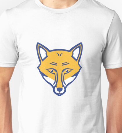 FOXES NEVER QUIT Unisex T-Shirt