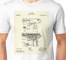 Automatic Firearm-1911 Unisex T-Shirt