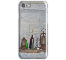 Survival Equipment  keeping alight... iPhone Case/Skin