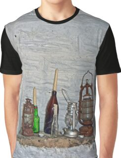 Survival Equipment  keeping alight... Graphic T-Shirt