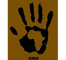 AFRICAN HANDPRINT Photographic Print