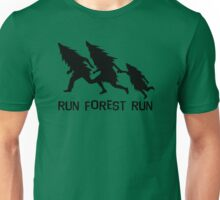Run Forest Run Unisex T-Shirt