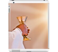 Eucharist of our Lord Jesus Christ iPad Case/Skin