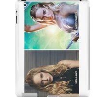 Sara Lance/White Canary iPad Case/Skin