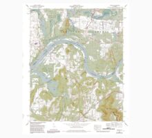 USGS TOPO Map Alabama AL Triana 305237 1964 24000 One Piece - Short Sleeve