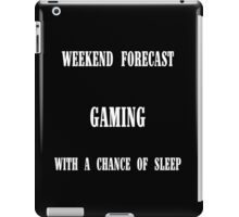 Let us game! iPad Case/Skin