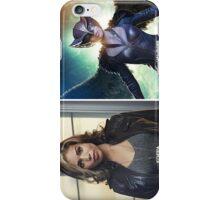 Kendra/Hawkgirl iPhone Case/Skin