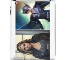 Kendra/Hawkgirl iPad Case/Skin