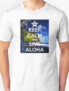 Live Aloha Unisex T-Shirt