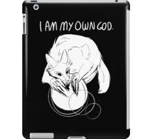 WEREWOLF GOD iPad Case/Skin