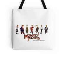 Monkey Island Guybrush - Evolution Edition Tote Bag