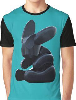 Black Rabbit Graphic T-Shirt
