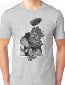 B&W Barista AF Unisex T-Shirt