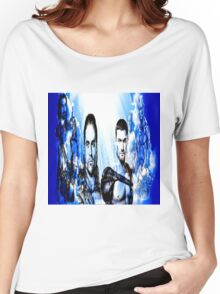 Gladiators Into the Afterlife Women's Relaxed Fit T-Shirt