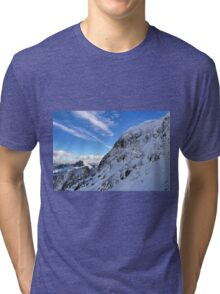 Snowdonia National Park Tri-blend T-Shirt