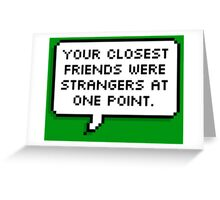Closest Friends Greeting Card