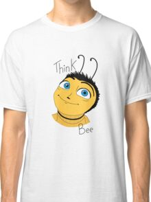 Bee movie think bee Classic T-Shirt