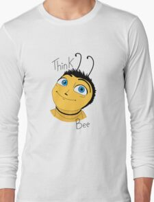 Bee movie think bee Long Sleeve T-Shirt