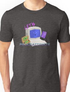 Let's Procrastinate! Unisex T-Shirt