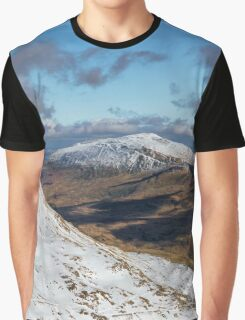 Snowdonia National Park Graphic T-Shirt